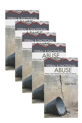 Verbal and Emotional Abuse: Victory Over Verbal and Emotional Abuse - 5 Pack  -