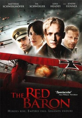 The Red Baron, DVD   -