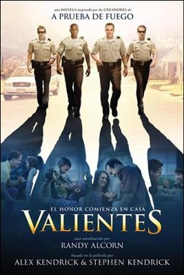 Reto de Valientes  (Courageous) - Slightly Imperfect  -     By: Randy Alcorn, Alex Kendrick, Stephen Kendrick
