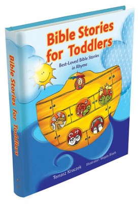 Bible Stories for Toddlers  -