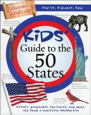 Kids' Guide to the 50 States  -