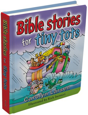 Bible stories for Tiny Tots Board Book  -