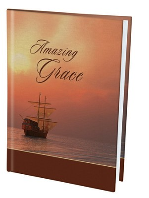 Amazing Grace Journal  -