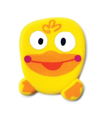 Duckie Appliques, Set of 6  -