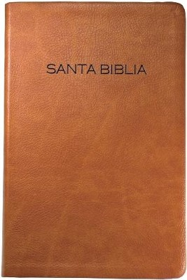 Biblia NVI para Regalo y Premio, Piel Imit. Marrón  (NVI Slimline Gift & Award Bible, Imit. Leather, Brown)  -
