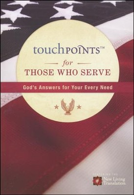 TouchPoints for Those Who Serve  -     By: Ronald A. Beers