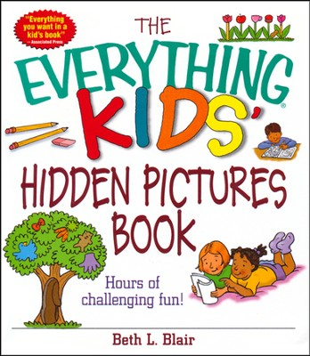The Everything Kids' Hidden Pictures Book   -     By: Beth L. Blair