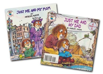 Just Me and My Mom/Just Me and My Dad (Mercer Mayer's Little Critter)  -     By: Mercer Mayer     Illustrated By: Mercer Mayer