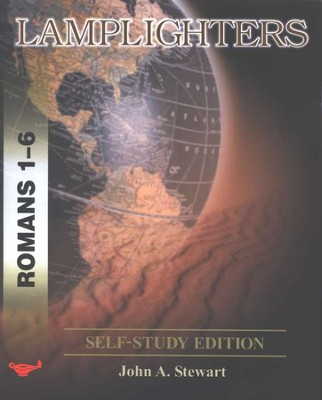 Romans 1-6: The Righteousness of God, Lamplighters Self-Study Edition  -