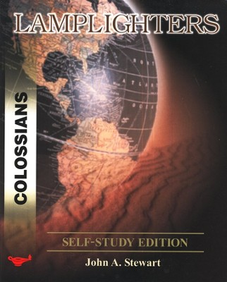 Colossians: Complete in Christ, Lamplighters Self Study Edition               -