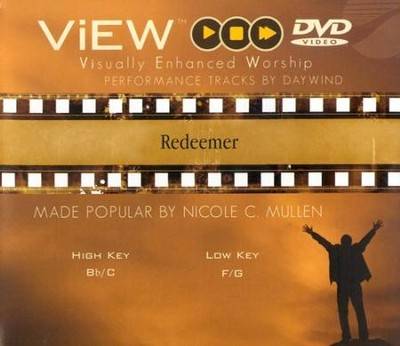 Redeemer, Accompaniment DVD   -     By: Nicole C. Mullen