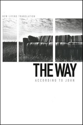 NLT The Way Gospel of John, Softcover  -