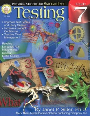 Preparing Students for Standardized Testing Gr 7  -     By: Janet Sitter