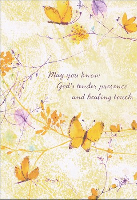 Whispers of Grace Get Well Cards, Box of 12  -