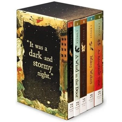 The Wrinkle In Time Quintet Box Set  -     By: Madeleine L'Engle