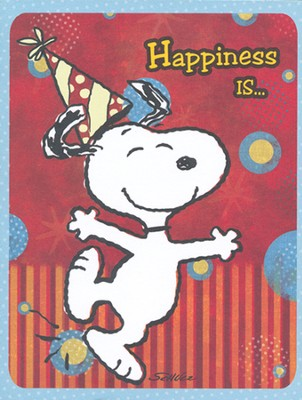 Peanuts Invitiations, Package of 8   -
