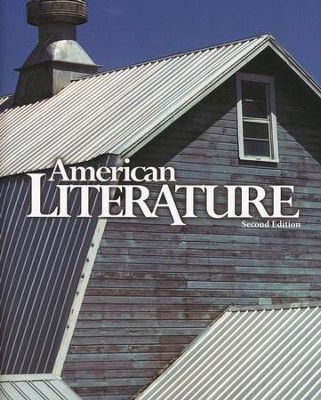BJU American Literature, Student Textbook Grade 11 Revised  (Copyright Update)  -