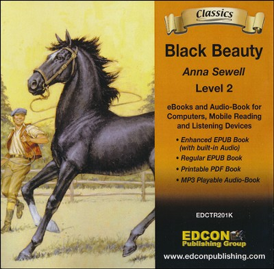 Black Beauty CD-ROM Bring the Classics to Life  -     By: Anna Sewell