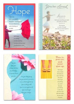 Encouragement Cards, Holley Gerth, Box of 12  -     By: Holley Gerth