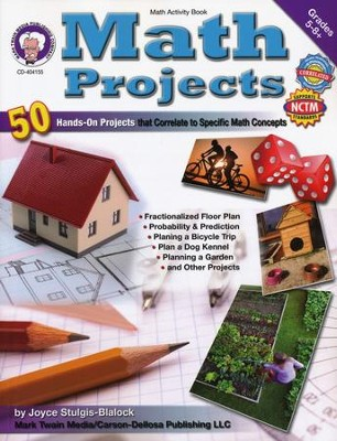 Math Projects   Gr 5-8+   -     By: Joyce Stulgis-Blalock
