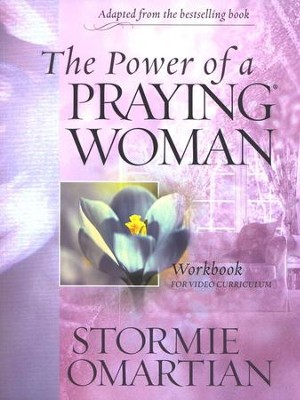 Power of a Praying Woman Workbook, Slightly Imperfect   -
