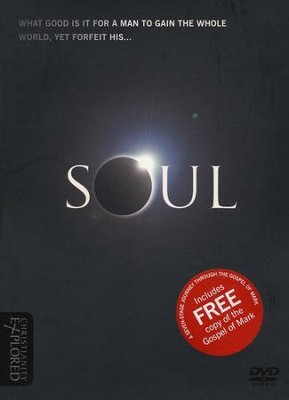 Soul DVD  -     By: Nate Morgan-Locke