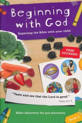Beginning with God: Book 3  -     By: Jo Boddam-Whetham, Alison Mitchell