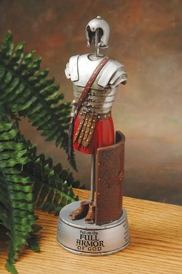 Full Armor of God Figurine  -