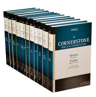 Cornerstone Old Testament Commentary, 12 Volumes   -