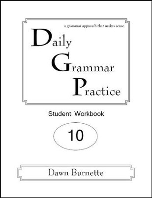 Daily Grammar Practice Worksheets 10th Grade - Worksheets
