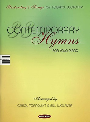 33 Contemporary Hymns for Solo Piano   -