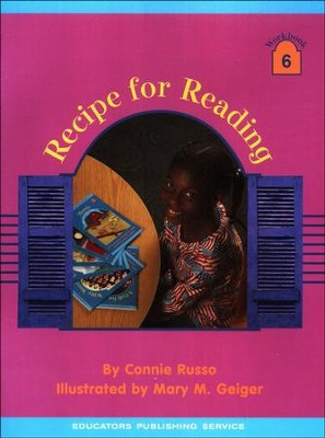 Recipe For Reading Workbook, 6   -     By: Frances Bloom, Nina Traub