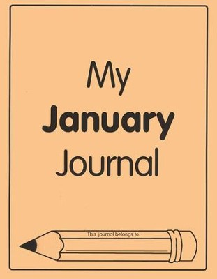 Monthly Journal, January   -
