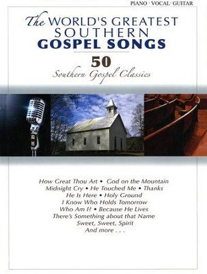 The World's Greatest Southern Gospel Songs--Folio  -