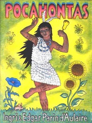 Beautiful Feet Books: Pocahontas   -     By: Ingri D'Aulaire, Edgar Parin D'Aulaire