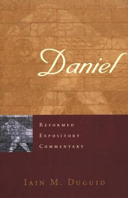 Daniel: Reformed Expository Commentary [REC]   -     By: Iain Duguid