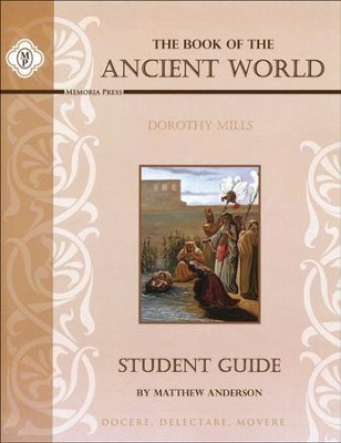 Book of the Ancient World, Student Study Guide  -     By: Matthew Anderson