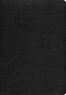 ESV Reformation Study Bible (2nd Edition) - Genuine Leather, Black  -