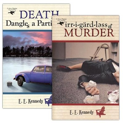 Miss Prentice Mystery Series, Volumes 1 & 2  -     By: E.E. Kennedy
