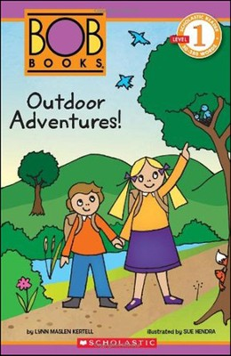 Scholastic Reader Level 1: Bob Books #4: Outdoor Adventures!  -     By: Lynn Maslen Kertell, Sue Hendra