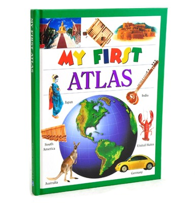 My First Atlas  -