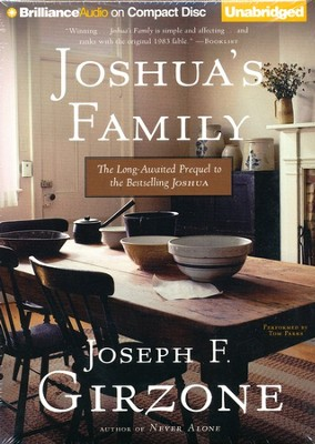 Joshua's Family Unabridged Audiobook on CD  -     By: Joseph F. Girzone