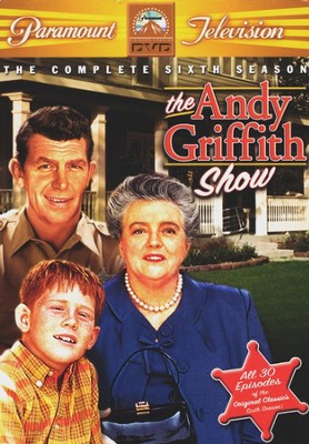 Andy Griffith Show, Season 6 DVD Set   -