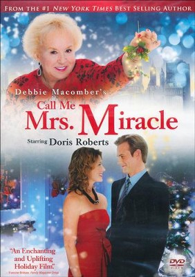 Call Me Mrs. Miracle, DVD   -