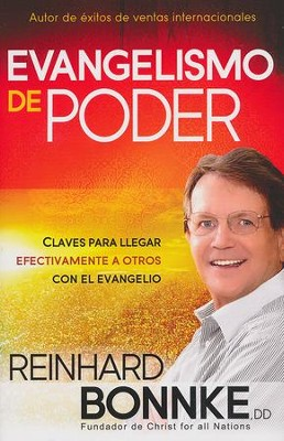 Evangelismo de poder, Power of Evangelism  -     By: Reinhard Bonnke