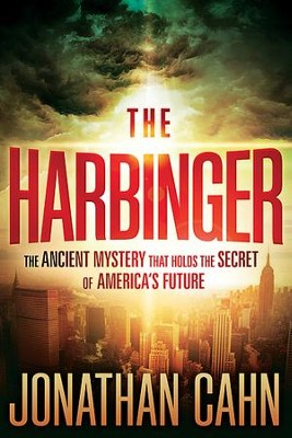 The Harbinger: The Ancient Mystery that Holds the Secret of America's Future - Slightly Imperfect  -     By: Jonathan Cahn