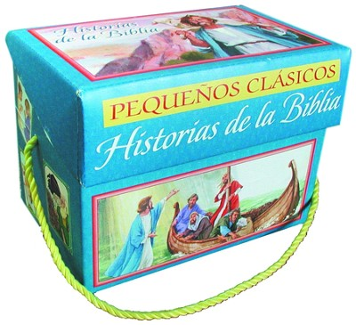 Historias de la Biblia: Pequenos Clasicos, Stories of the Bible (boxed set)  -