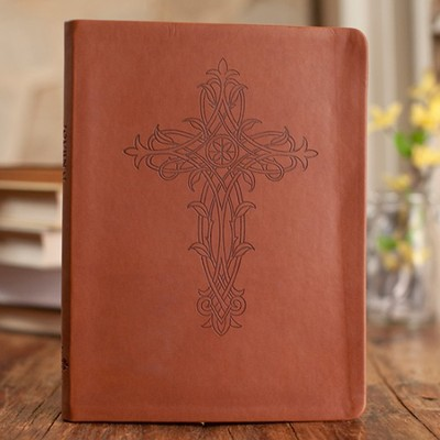 Journal with Embossed Cross  -