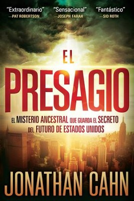 El Presagio  (The Harbinger)  -     By: Jonathan Cahn