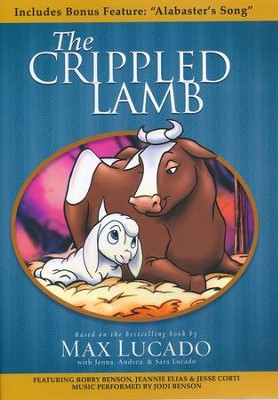 The Crippled Lamb - DVD   -     By: Max Lucado